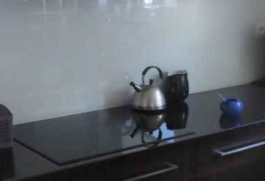 meble kuchenne biały połysk