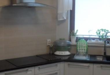 okap kuchenny kuchnia klasyczna