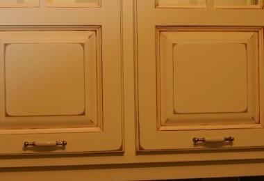 szafka wisząca kuchnia prowansalska