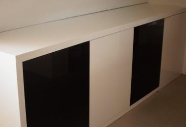 białe szafki łazienkowe na wymiar