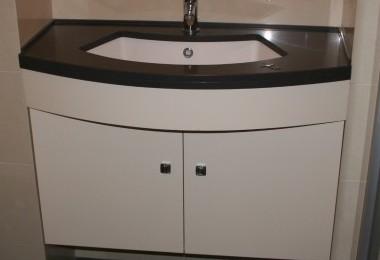 szafka pod umywalkę nowoczesna łazienka