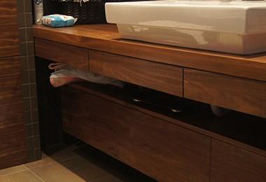 szafka łazienkowa pod umywalkę na wymiar
