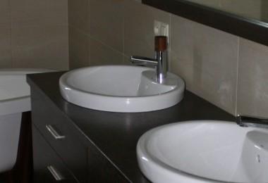 meble łazienkowe wenge