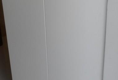 szafka na buty biała